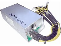 Bitmain APW3++ 1600W Power Supply for ASIC-miners D3/S9i/L3+/L3++